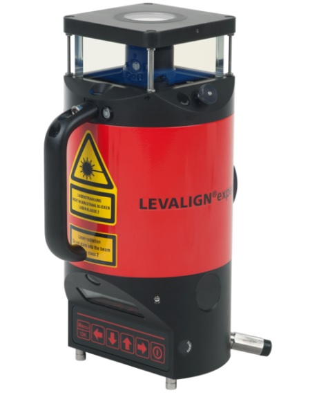 LEVALIGN expert - Surface Flatness Measurement
