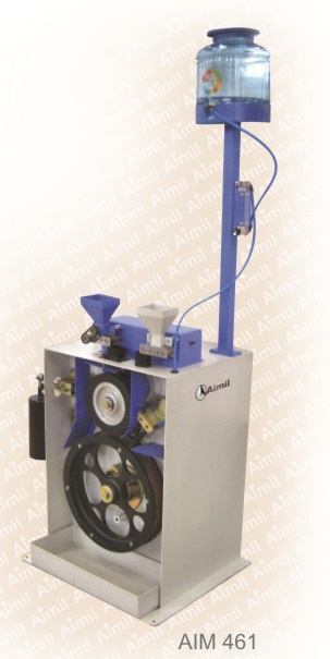 Accelerated Polishing Machine