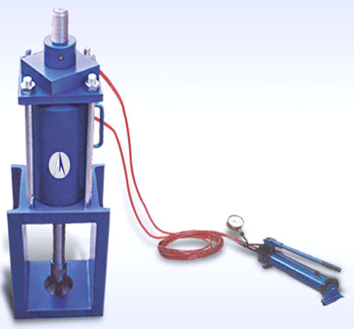 Pull Out Test Apparatus