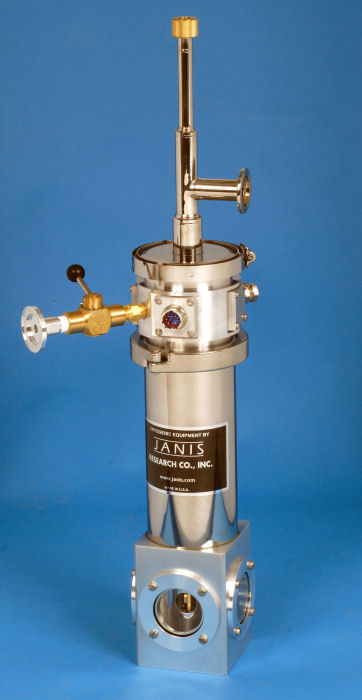 Liquid Helium- Continuous Flow Cryostat Systems