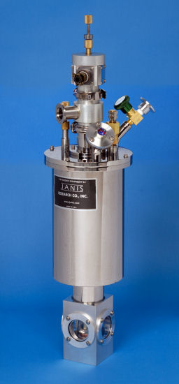 Liquid Nitrogen - Variable Temperature Cryostats