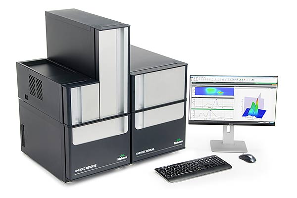 OMNISEC Advance Molecular Wt & Structure analysis