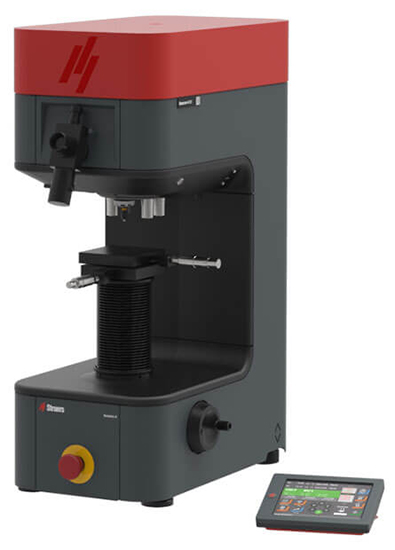 Duramin-4 Manual Micro and Micro/Macro Hardness Tester from Struers in India