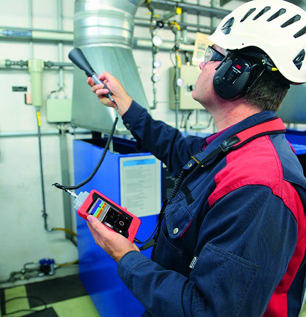 SONOCHEK - for Early leak detection | Ultrasonic Testing Device