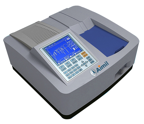 UV-Visible Spectrophotometer, Double beam spectrophotometer