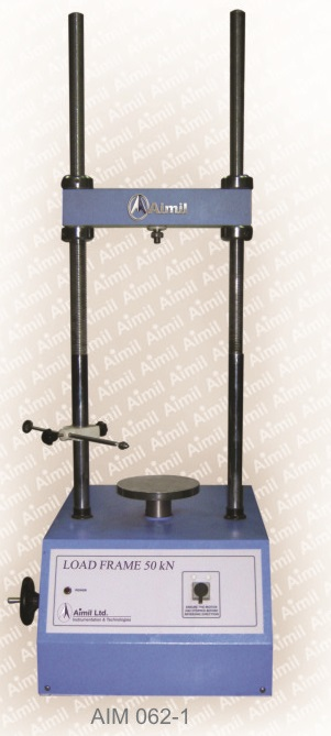 Aimil products, building materials testing, Load Frames, Soil testing instruments - Aimil.com