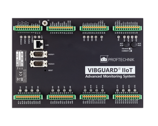 Vibguard IiOT - High-performance Online Condition Monitoring system for critical assets