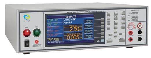 ESA Series Electrical Safety Compliance Analyzer