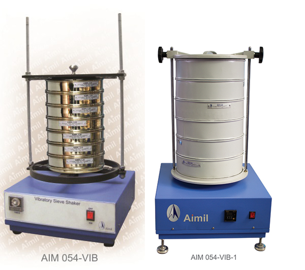Sieve Shaker, Aimil is a major sieve shaker equipment exporters in India