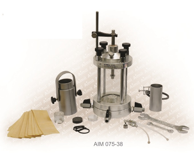 Aimil products, building materials, Triaxial Cells for Soil, Soil testing instruments - Aimil.com