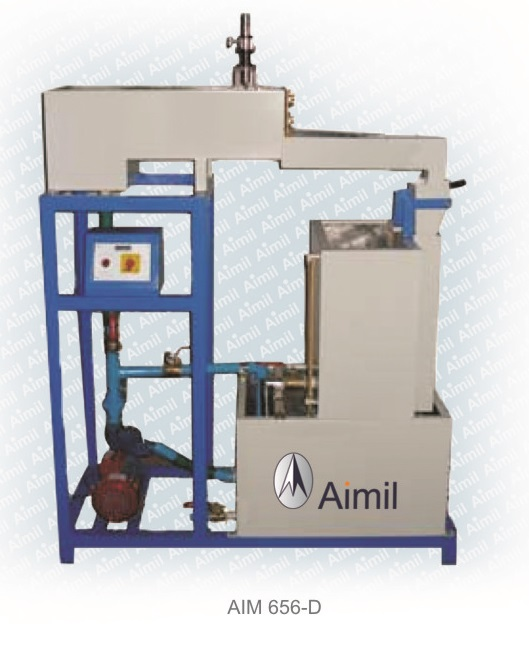 Aimil product, building materials testing |Discharge Over Notches Apparatus| Fluid Mechanics Lab Ins