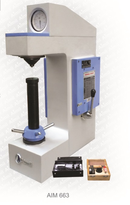 Brinell cum Rockwell Hardness Tester