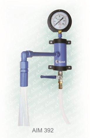 Fineness Testing Apparatus (Wet Sieving type) for Fly Ash temperature monitoring facility