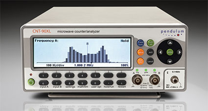 Pulsed RF Microwave Counter/Analyzer - Microwave Frequency upto 60Ghz