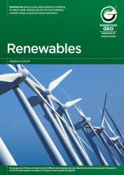 Renewables Brochure includes Micrologger2, PS Logger Probe, 3-Arm Caliper Probe, Natural Gamma Probe, Formation Density Probe