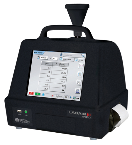Lasair III Airborne Particle Counter