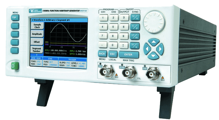 Arbritrary function generators, tabor electronics products