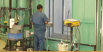Painting Capabilities, Powder Coating plants in Delhi and Noida – Aimil.com