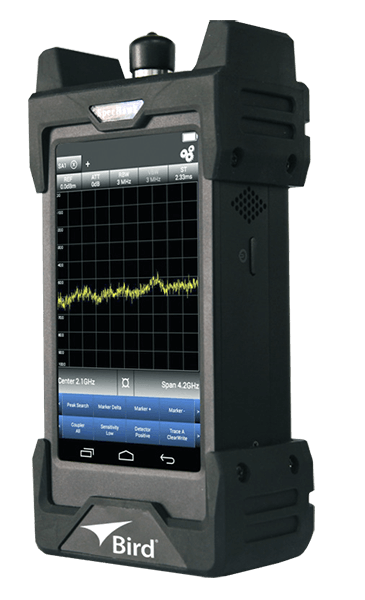 Hand-held Spectrum Analyzer