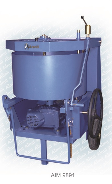 Concrete Mixers...