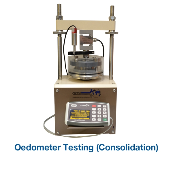 GDS Instruments Automatic Oedometer System (GDSAOS)