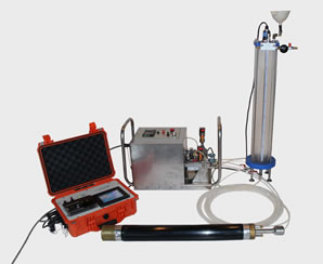 Borehole Pressuremeter Test of Low pressure
