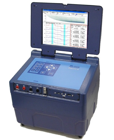 Multi-channel Resistivity Image profiling system (McOHM Profiler-4)
