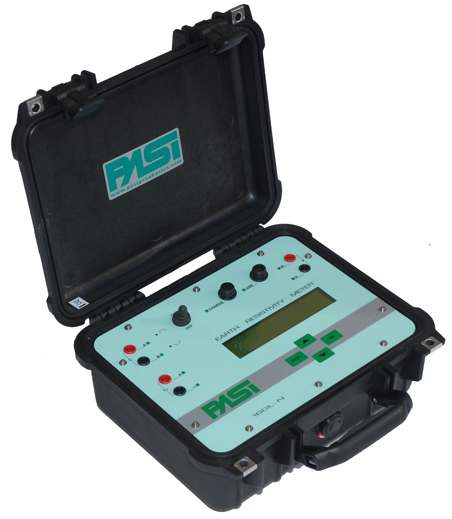 Standard Earth Resistivity Meter (16GL-N)