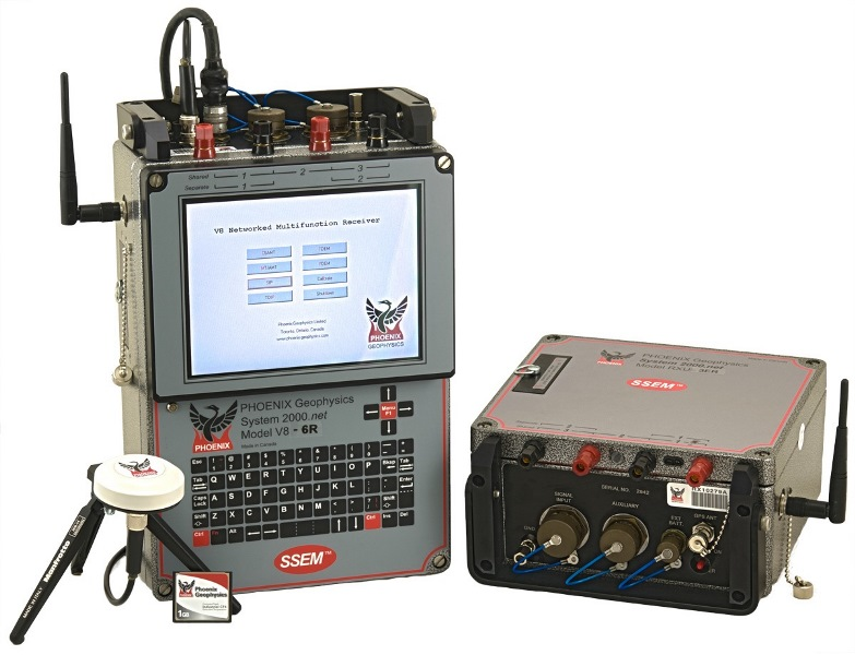 Wireless MT Data acquisition System