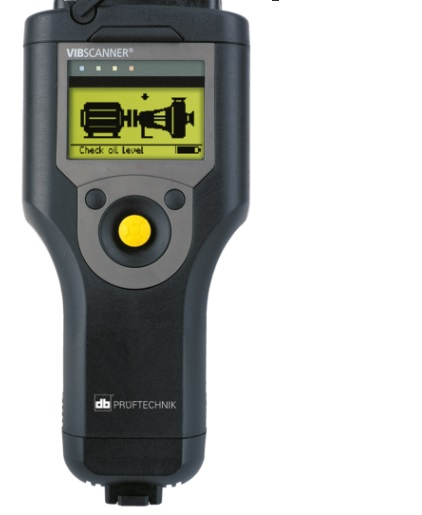 VIBSCANNER - Smart Data Collector & Vibration Analyser