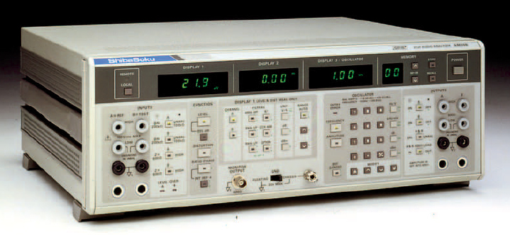 Audio Analyzer AM50C