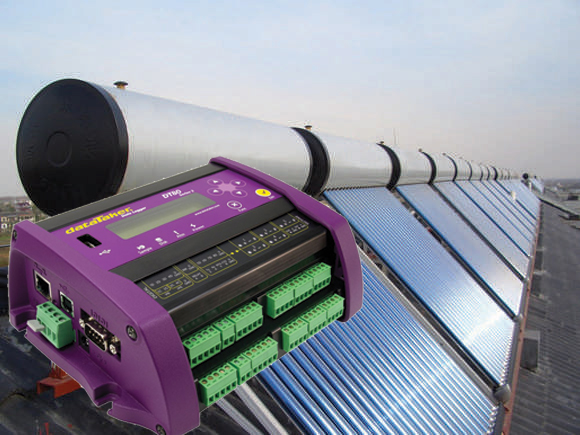 Solar Heater Performance Tester