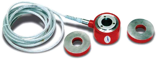vibrating wire centre hole load cell, vibrating wire pressure sensor, Centre Hole Load Cell