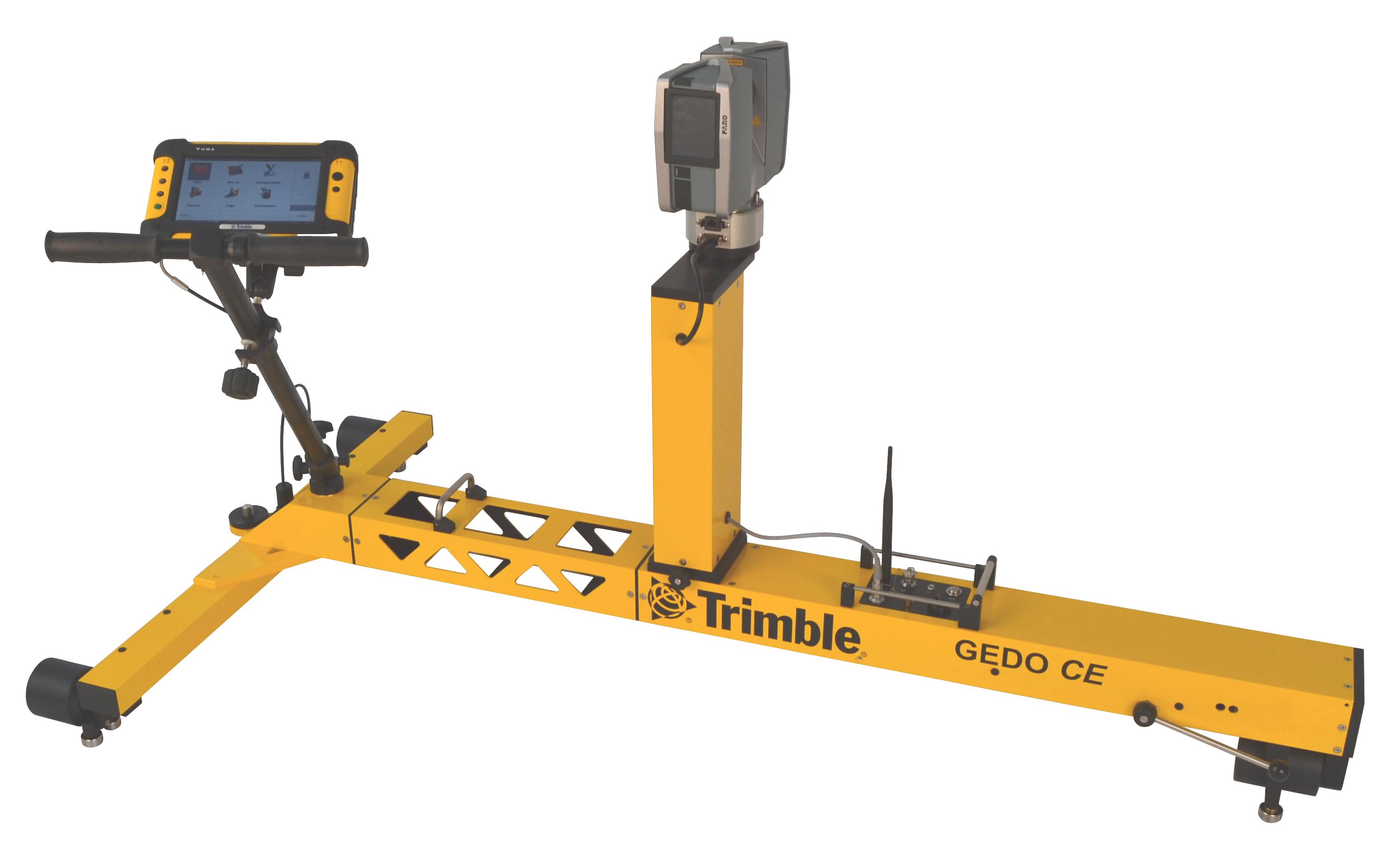 GEDO Track, Distributors and exporters - Aimil Ltd