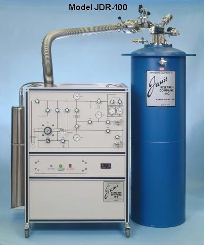 Liquid Helium- Ultra Low Temperature Systems