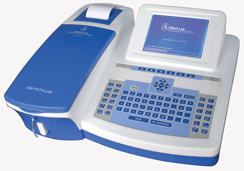Semi Automatic Bio Chemistry Analyzer