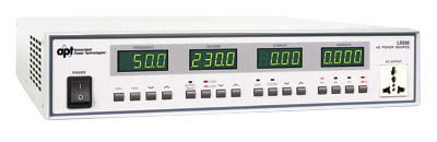 LS Series linear AC power sources