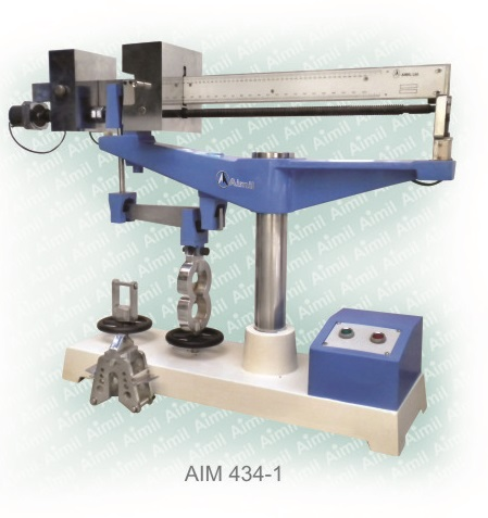 Cement Tensile Testing Machine - Aimil is Suppliers and manufactures in India