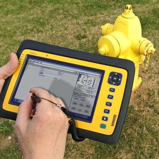 Trimble Yuma 2 Rugged Tablet, Bring Your Office to the Field for Efficient GIS Data Management