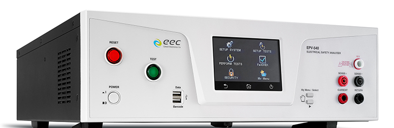 EPV-500 PV Module Safety Analyzer