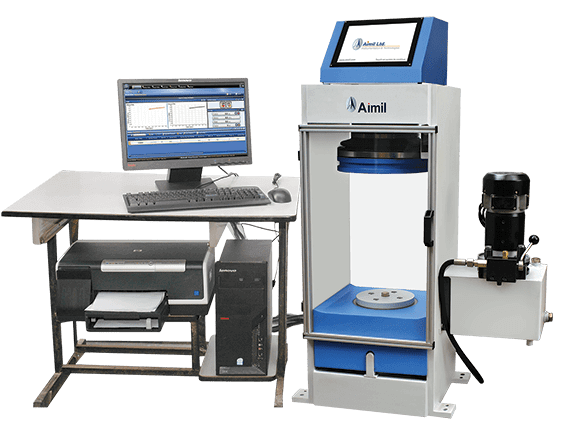 Prime Fully Automatic Compression Testing Machine