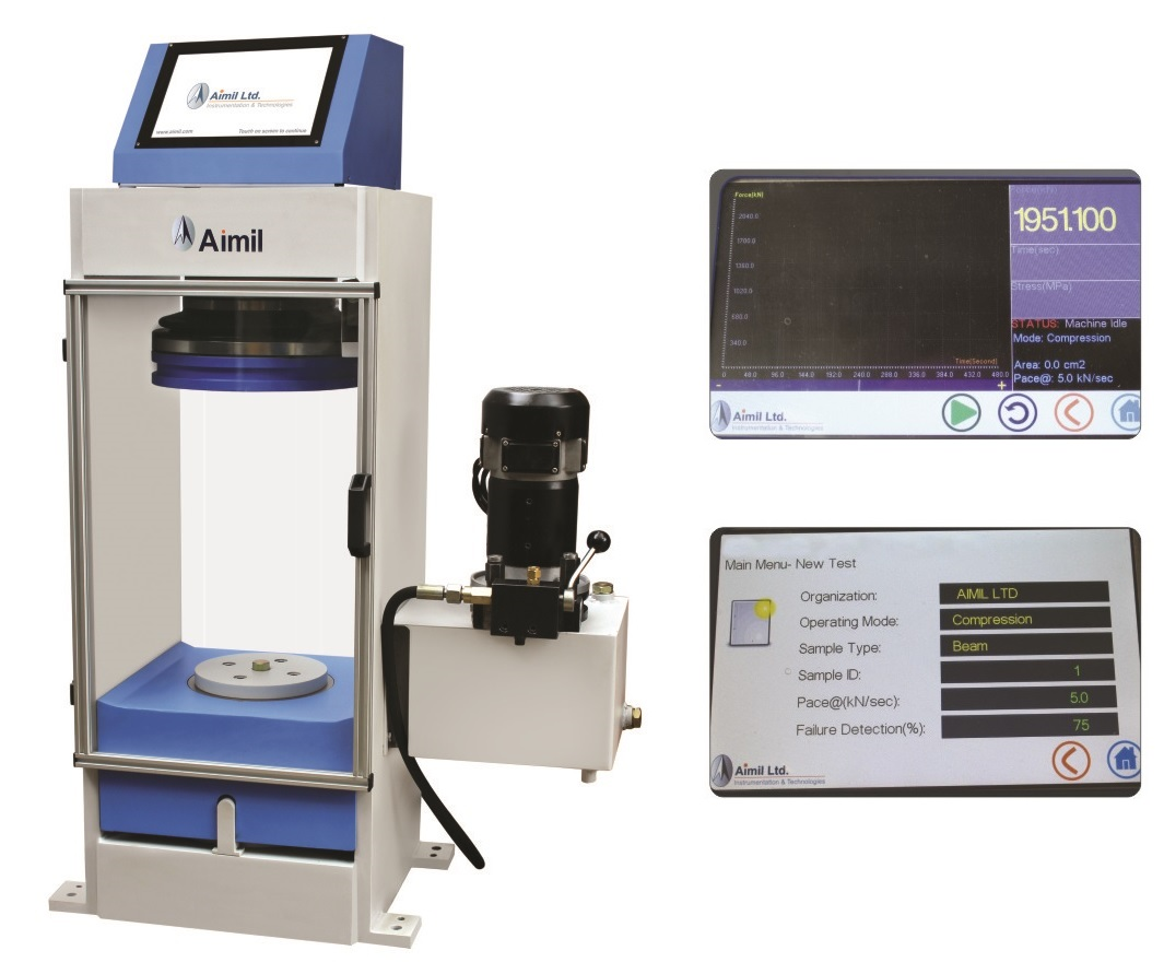 Aimil Prime MU Compression Testing Machine