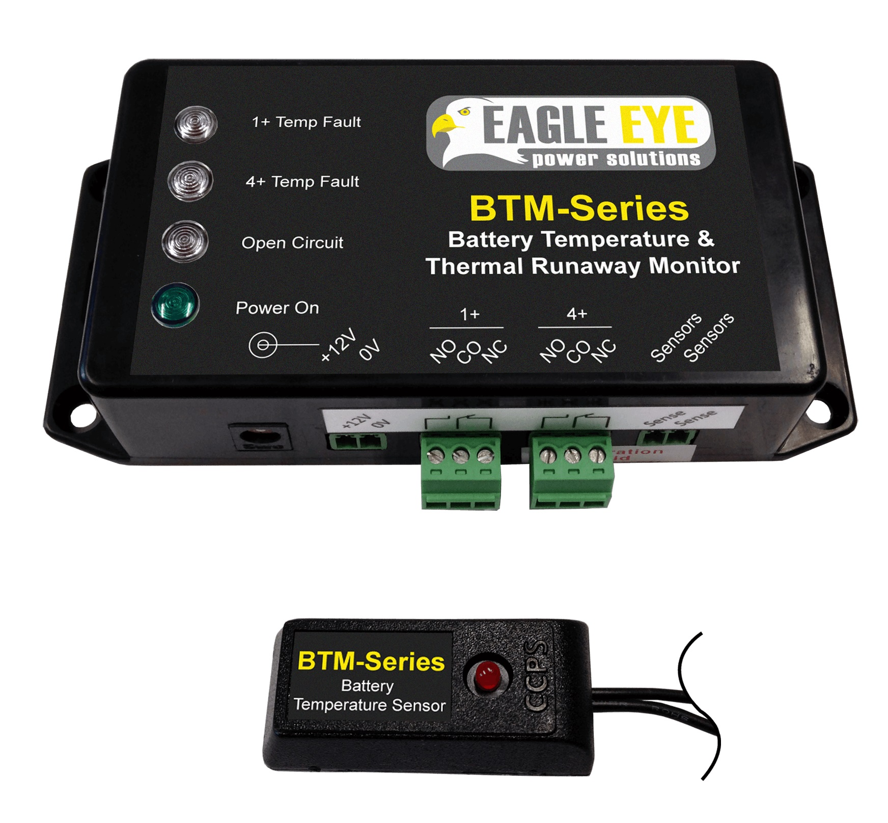 Temperature / Thermal Runaway Monitoring