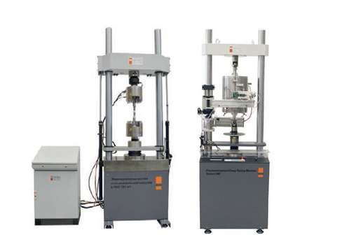 Low Cycle Fatigue Testing Machine Series LFMZ 100 – 500 kN