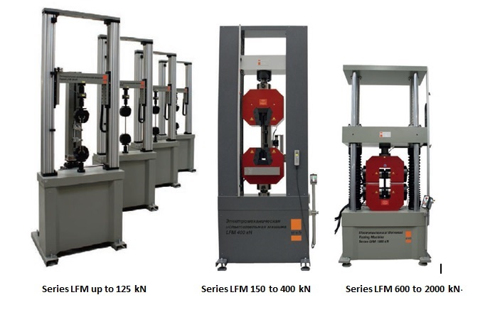 LFM-H : High Capacity Universal Testing Machine