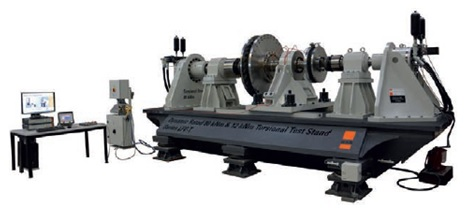 Torsional Dynamic Testing Machine