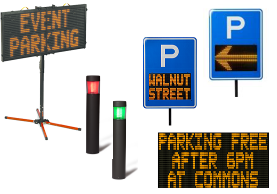 Parking Counting, Guidance Systems & Maintenance