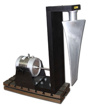 Blade Vibration Teaching System