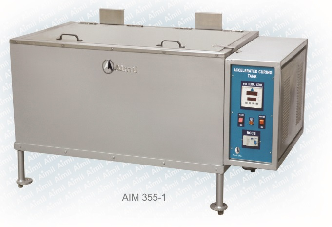 Curing Tank, aimil product, building materials testing | Curing tank cement testing equipment
