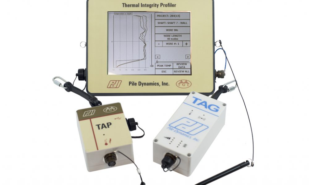 Thermal Integrity Profiler (TIP)